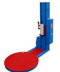 Dispozitiv de ambalare in folie a produselor stivuite pe paleti - Dispozitive de Legat
